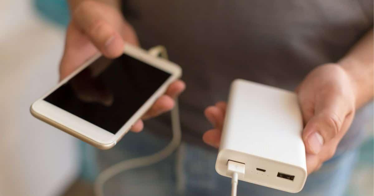 Nova bateria permite que cargas de celulares tenham duração de até cinco dias