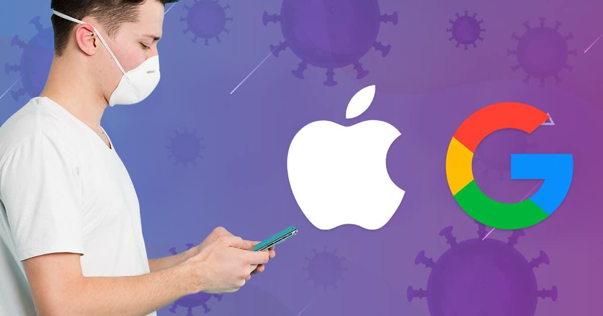 Apple e Google se unem e pretendem alertar sobre o contágio do novo coronavírus