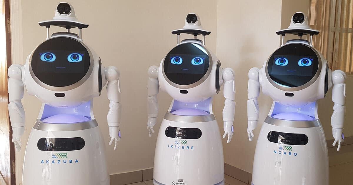 Ruanda é o primeiro país do mundo a usar tecnologia robótica para testagem em massa